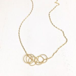 Jewelry - Dainty gold-filled necklace